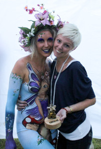 Body painting - Ayesha Henderson - Spritely Designs
